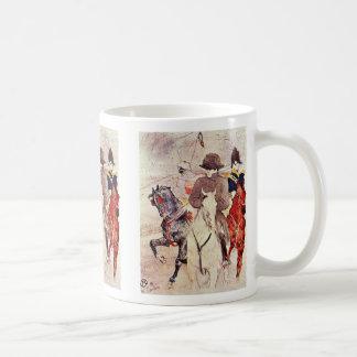 ツールーズLautrecアンリーDe著ナポレオン コーヒーマグカップ