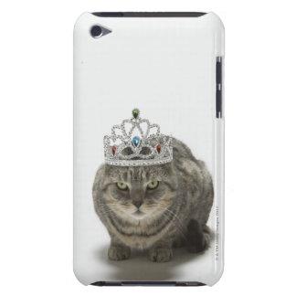 ティアラを身に着けている猫 Case-Mate iPod TOUCH ケース