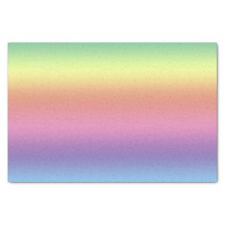 ティッシュペーパー-虹は縞で飾ります(hrz) 薄葉紙