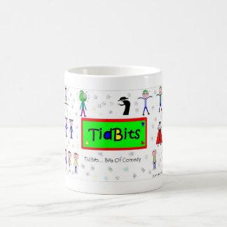 ティドビッツ… 喜劇のビット モーフィングマグカップ
