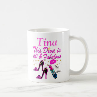 ティナのための特別注文 コーヒーマグカップ