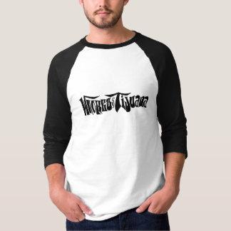 ティフアナの長袖の売春婦 Tシャツ