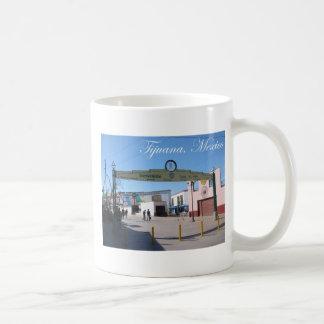 ティフアナメキシコ コーヒーマグカップ