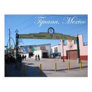 ティフアナメキシコ ポストカード