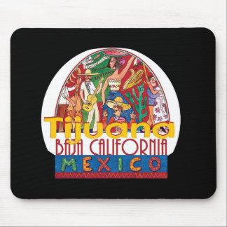 ティフアナメキシコ マウスパッド