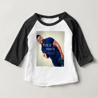 ティムのドラマー ベビーTシャツ