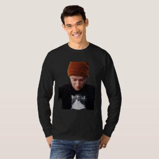 ティムは「実質またはティーTee Shirtでこの猫です Tシャツ