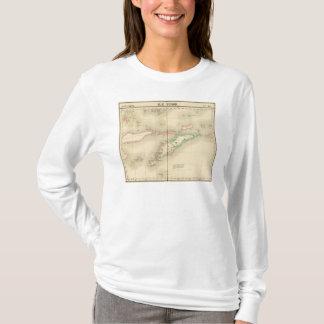 ティモールの島オセアニア28無し Tシャツ