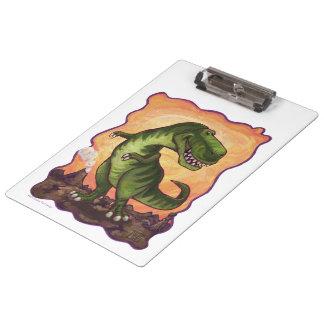 ティラノサウルス・レックスのギフト及び付属品 クリップボード