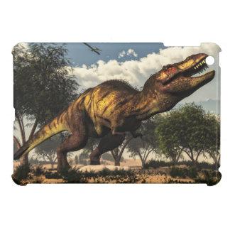 ティラノサウルス・レックスのレックスおよび卵 iPad MINI カバー