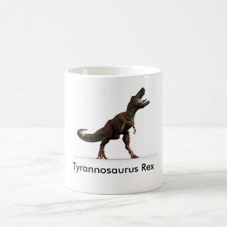 ティラノサウルス・レックスのレックスのマグ コーヒーマグカップ