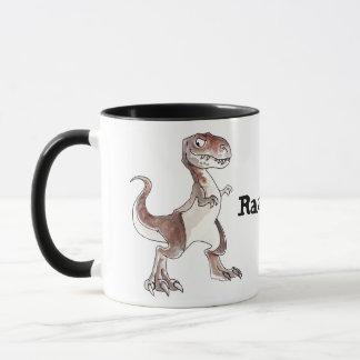 ティラノサウルス・レックスのレックスのマグ マグカップ