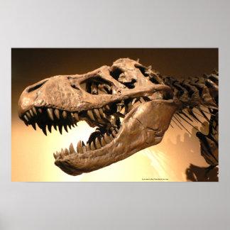 ティラノサウルス・レックスのレックスポスター ポスター