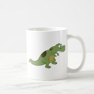 ティラノサウルス・レックスのレックス コーヒーマグカップ