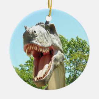 ティラノサウルス・レックスのレックス セラミックオーナメント