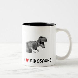 ティラノサウルス・レックスのレックス ツートーンマグカップ