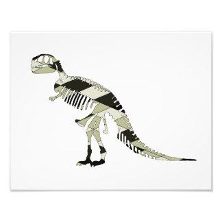 ティラノサウルス・レックスのレックス フォトプリント