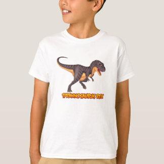 ティラノサウルス・レックスのワイシャツの子供 Tシャツ