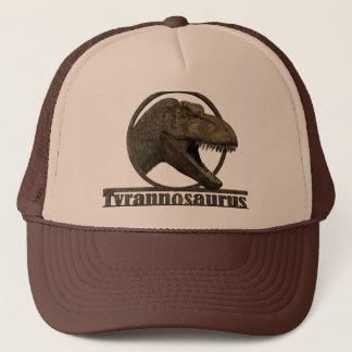 ティラノサウルス・レックスの帽子 キャップ