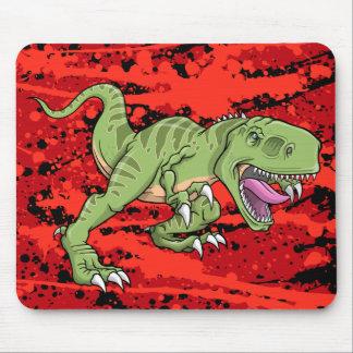 ティラノサウルス・レックスの恐竜のマウス マウスパッド