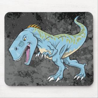 ティラノサウルス・レックスの恐竜のTレックスの   マウスパッド