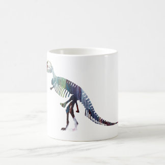 ティラノサウルス・レックスの骨組 コーヒーマグカップ