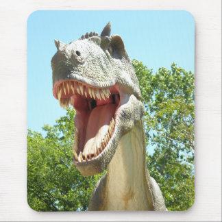 ティラノサウルス・レックスのTレックスの恐竜 マウスパッド