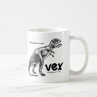 ティラノサウルス・レックスはマグを苛立たせます コーヒーマグカップ