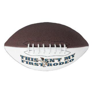 ティーない私の最初ロデオ アメリカンフットボール
