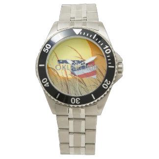 ティーのオクラホマの愛国者 腕時計