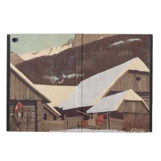 ティーのオーストリア人の冬 POWIS iPad AIR 2 ケース