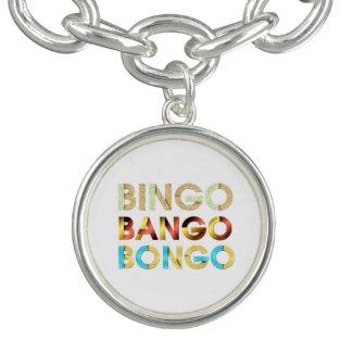 ティーのビンゴのBangoのボンゴ チャームブレス