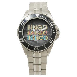 ティーのビンゴのBangoのボンゴ 腕時計