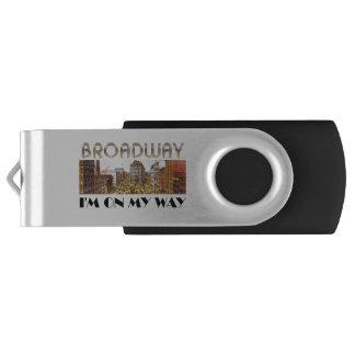 ティーのブロードウェイの星 USBフラッシュドライブ