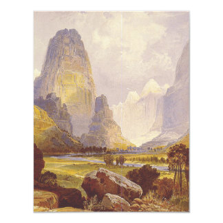 ティーのユタ渓谷 カード