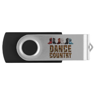 ティーの国のラインダンス USBフラッシュドライブ