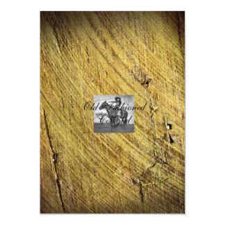 ティーの旧式の女性のカーボーイ カード