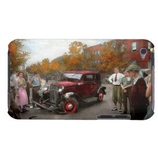 ティーの時間1932年の車事故-遅く Case-Mate iPod TOUCH ケース