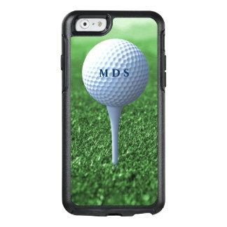 ティーの芝生のオッターボックスのモノグラムのゴルフ・ボール オッターボックスiPhone 6/6Sケース