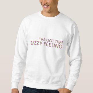 ティーのZazzyの感じ スウェットシャツ