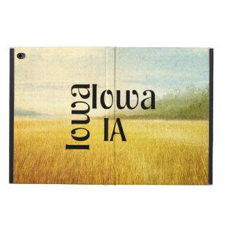 ティーアイオワ POWIS iPad AIR 2 ケース