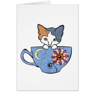 ティーカップのGretel カード