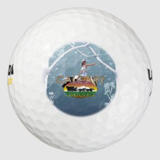 ティーカルガリー ゴルフボール