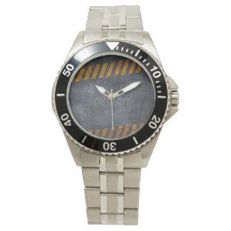 ティーデトロイト 腕時計