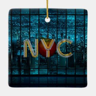 ティーニューヨークシティ セラミックオーナメント