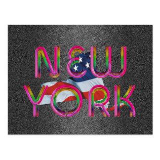 ティーニューヨーク ポストカード