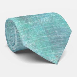 ティール(緑がかった色)の/Turquoise /Greenのタイ: エレガントでモダンなユニーク オリジナルタイ