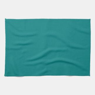 ティール(緑がかった色) キッチンタオル