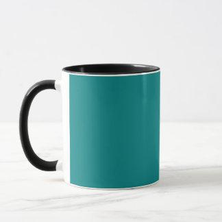 ティール(緑がかった色) マグカップ