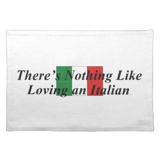 ティー愛イタリア語 ランチョンマット